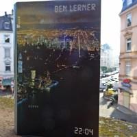 Ben Lerner - 22:04