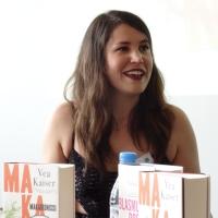 LitBlog Convention: Vea Kaiser über ihre Karriere