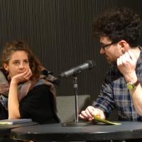 Debütantenball Deluxe mit Maren Kames, Stephan Reich, Julia Wolf und Philipp Winkler (Hessisches Literaturforum)