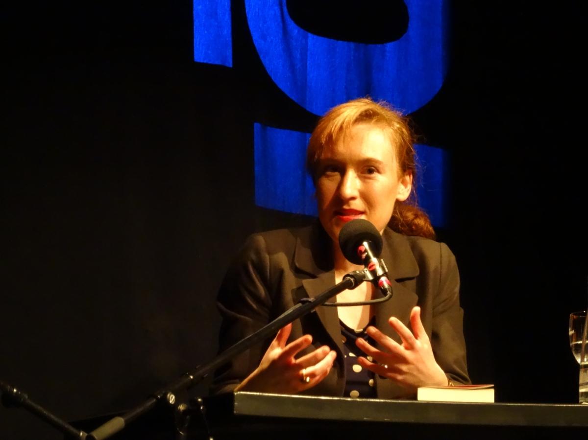 lesen.hören 11: Nora Bossong im Rotlichmilieu