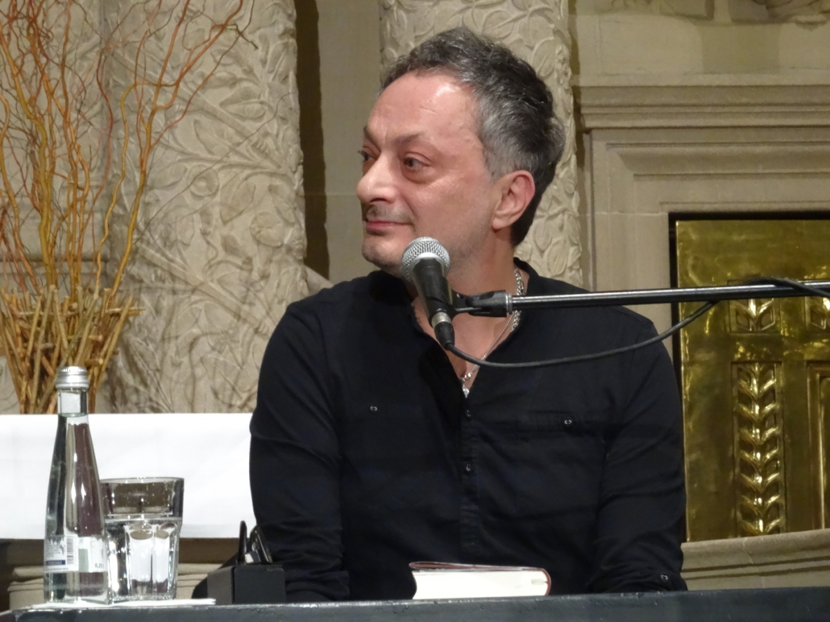lesen.hören 11: Feridun Zaimoğlu auf Luthers Pfaden