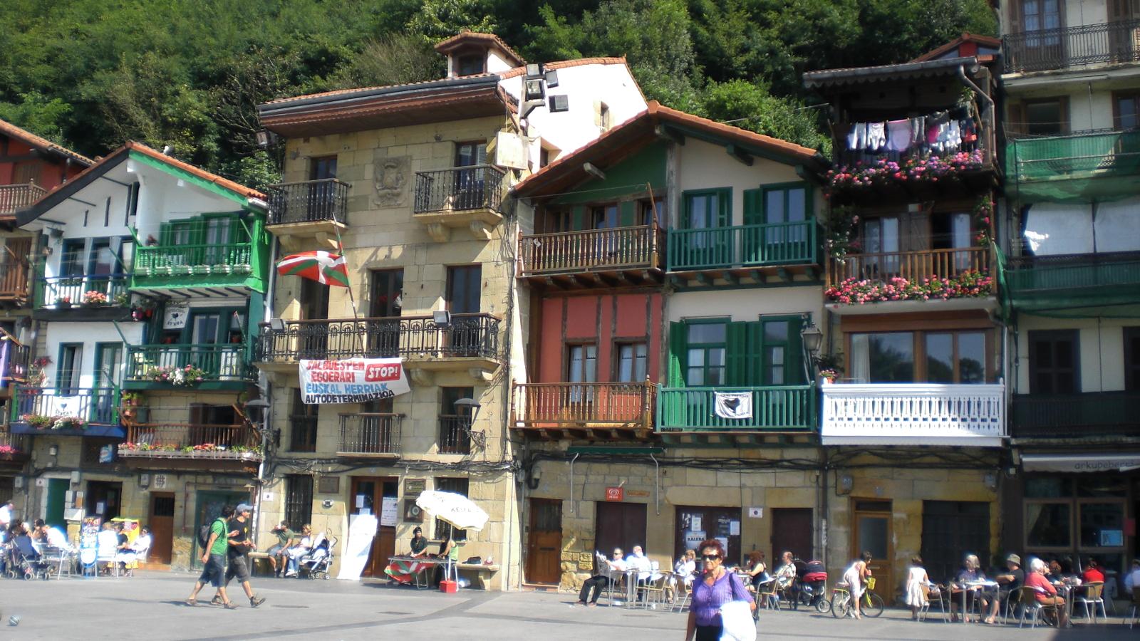 Die Geschichte des Baskenlands und der ETA