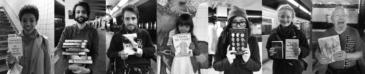 Kurz&schmerzlos: Uli Beutter Cohen und ihr Subway Book Review