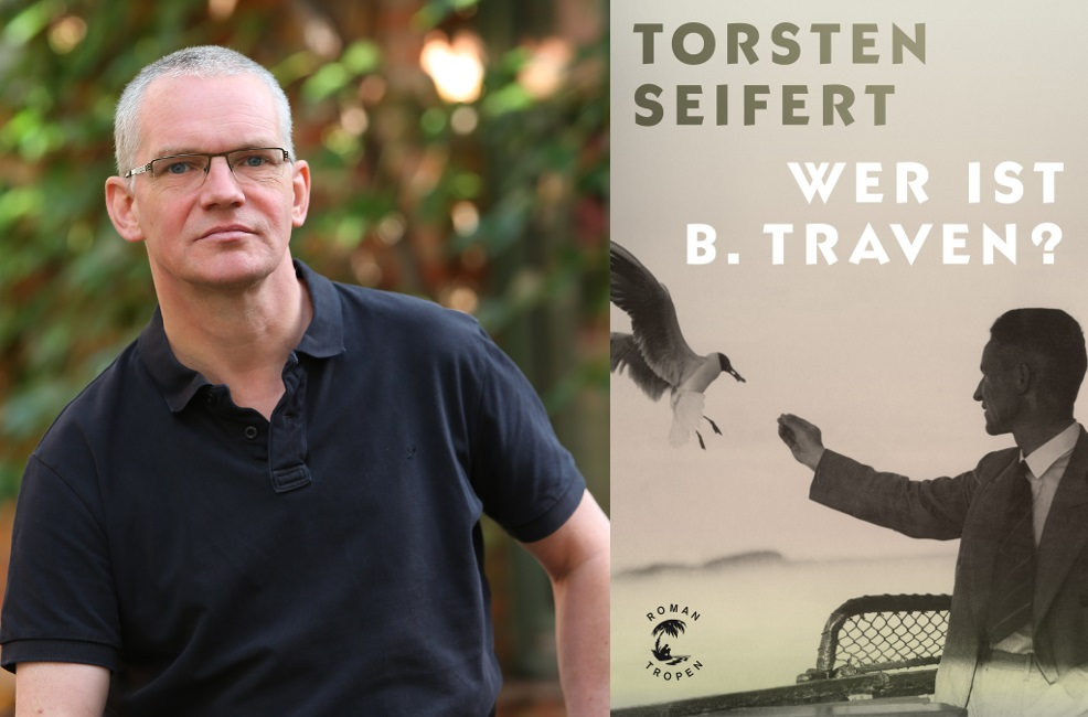 """Kurz&schmerzlos: Torsten Seifert über """"Wer ist B. Traven?"""""""