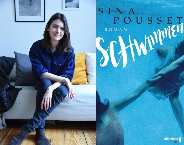 """Kurz&schmerzlos: Sina Pousset über """"Schwimmen"""""""
