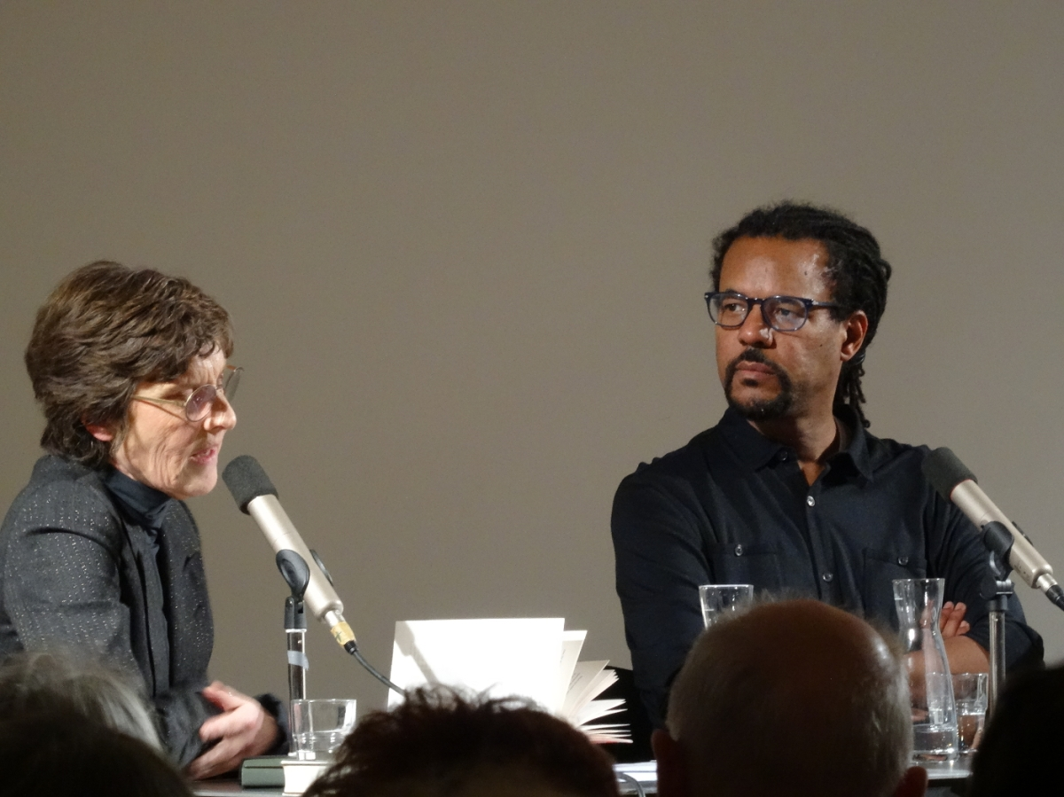 Colson Whitehead - Underground Railroad (Literaturhaus Stuttgart)