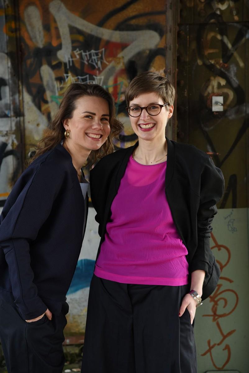 Kurz&schmerzlos mit Melanie Hauke und Nina Lorenzen von nXm