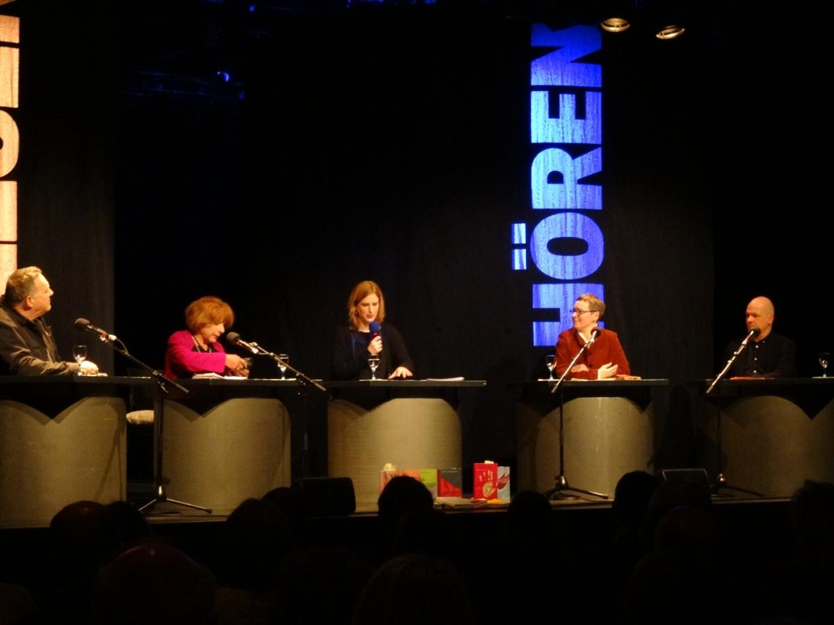 lesen.hören 12: Hommage an Silvia Bovenschen