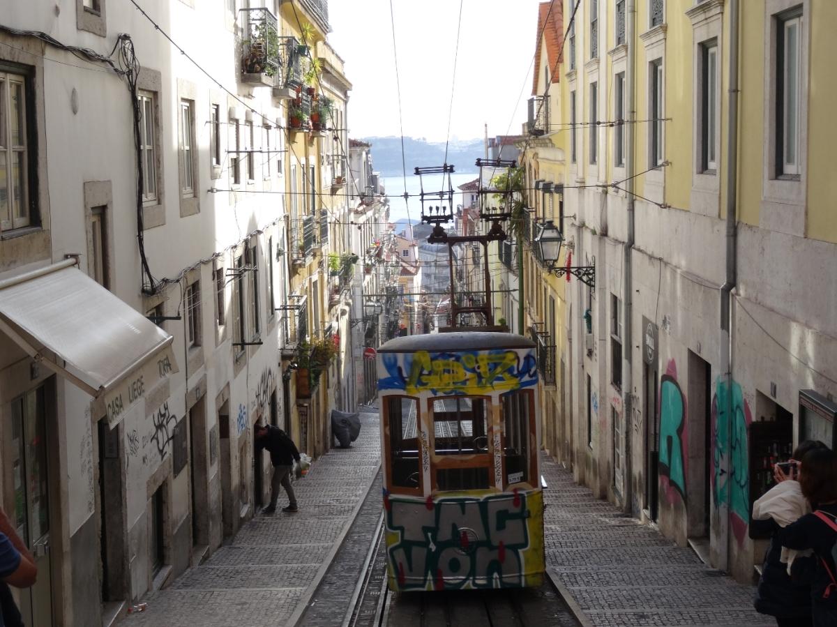Literarisches Lissabon