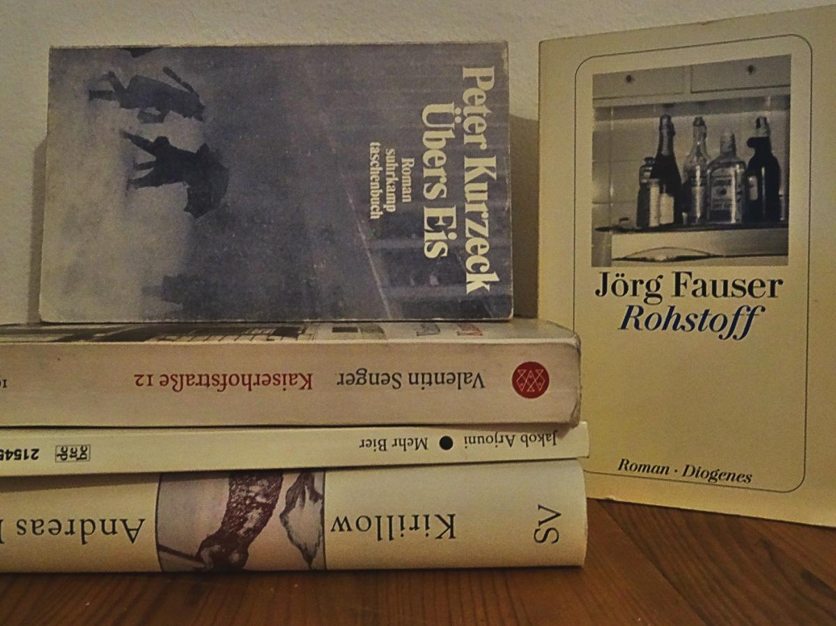 Literarische Streifzüge durch die Stadt: Fünf Frankfurt-Romane