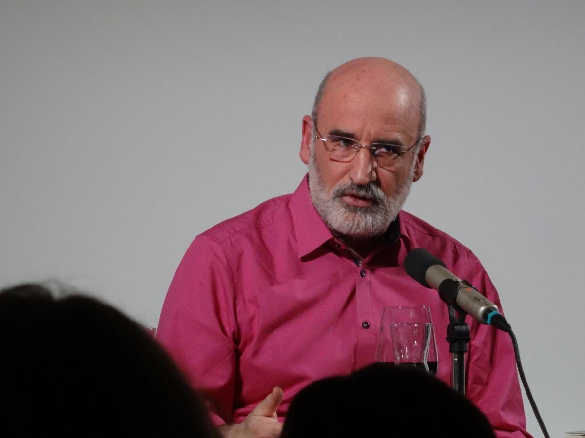 Fernando Aramburu - Patria (Literaturhaus Stuttgart)