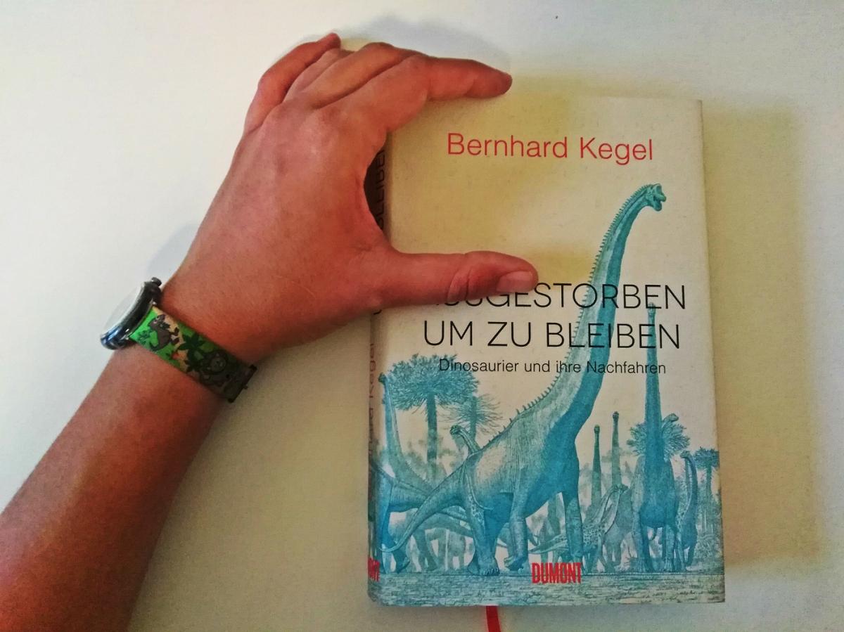 Bernhard Kegel - Ausgestorben, um zu bleiben
