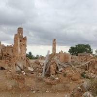 Belchite: Die sichtbaren Spuren des Spanischen Bürgerkriegs