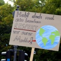 Globaler Klimastreik: #AllesFürsKlima in Berlin